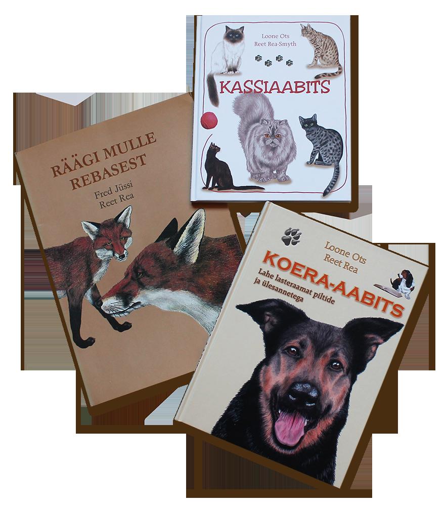 Loomaraamatud