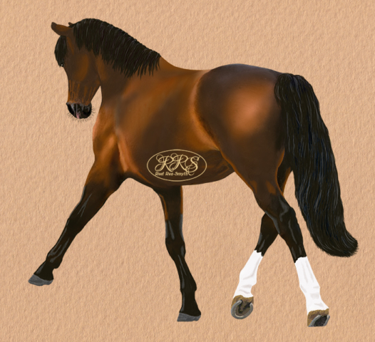 Horse Lakmee